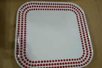 "Rare Room Essentials Square Melamine Kitchen 12"" Serving Platter Good Condition"