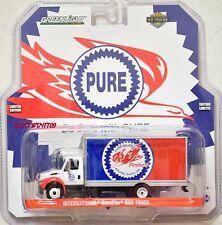GREENLIGHT H.D.TRUCKS PURE INTERNATIONAL DURASTAR BOX TRUCK FIREBIRD