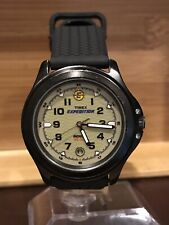 2003 Timex Expedition Men's Quartz Watch W/Indiglo. New Battery New Band. Rare