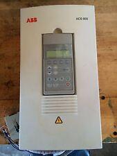 ABB ACS601S Drive Control w/NTAC-02 Pulse Encoder