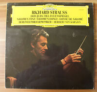 "12"" LP Vinyl Deutsche Grammophon - Richard Strauss Don Juan Till Eulenspiegel"
