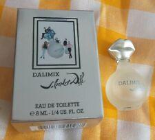 SALVADOR DALI 1996 Dalimix 8ml ¼ floz edt almost full Miniature (p399)