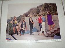 "Vintage "" The Sweet Ride "" Movie Lobby Card 1968 20th Century Fox"