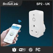 broadlink WiFi Prise SP2-UK / EU SMART MAISON Wi-Fi sans fil Télécommande Smart