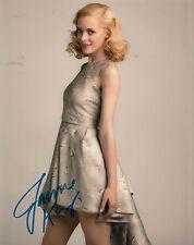 JAMIE KING signed *HART OF DIXIE* 8X10 photo *PROOF* LEMON BREELAND W/COA TV #4