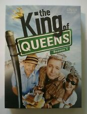 4 x DVD Box Set - The King of Queens Season 1 - Koch Media