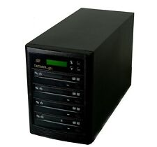 CD DVD Duplicator 1-3 Target Asus/LG 24X Writer burner Drive Copier Tower
