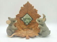 Two Charming Tails Display Sign 87/690 And You Have Country Charm 97/124 w boxes
