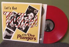 """The Plungers """"Let's Get Twisted!"""" LP NM Moss Icon Lungfish"""