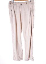 CHERVO Hose Gr. D 50 Herren Chinohose Sommerhose Trousers Pants Creme Baumwolle