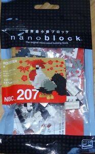 Rooster Nanoblock NBC207