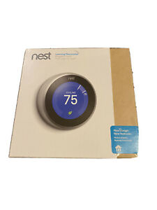 Brand New Nest Thermostats (Third Generation)