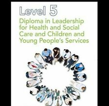 15 complete signed off units. level 5 diploma, leadership and management.