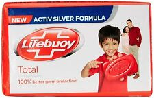Lifebuoy Total Germ Protection Soap Bar, 125g (Pack of 5)