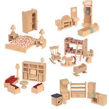 puppenstuben h user ebay. Black Bedroom Furniture Sets. Home Design Ideas