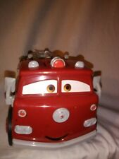 Mattel Cars Shake N Go Radiator Springs Red Fire truck Sounds Sirens Wheels Spin