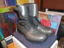 PRADA Men's Military Leather Boots Size 43 - $1295.00? Classic! Made in Italy!