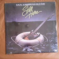 Ian Thomas Band - Still Here - NEW LP Vinyl Record SEALED