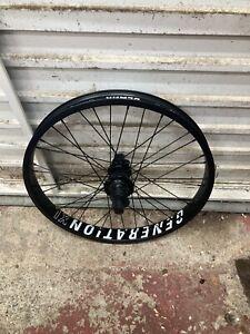 Blank Bmx Rear Freecoaster Bmx Wheel