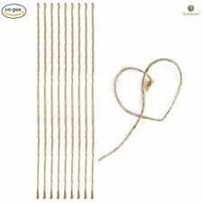 10 x Driftwood String : Blends Naturally with Cholla, Ideal for Tying Java Fern