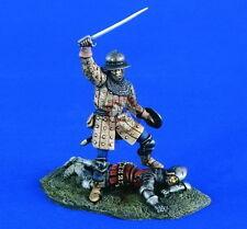 Verlinden 1/32 VP 2077 Vignette liegender Ritter mit Schwertkämpfer
