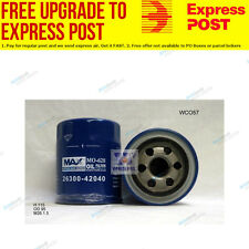 Wesfil Oil Filter WCO57 fits Kia K2700 Cab Chassis (PU),Cab Chassis (TU)