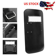 PC Police Hand-held Anti-riot Hand-held Shield Security Protection Tactical 5mm