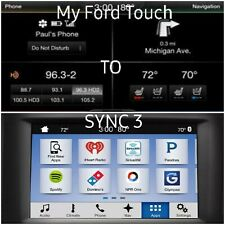 Ford Lincoln Sync 3 APIM Module and Screen - without Navigation - Apple CarPlay