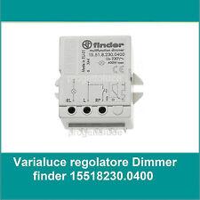 Varialuce regolatore DIMMER FINDER 15.51.8.230.0400 15518230.0400 rele'