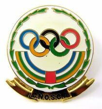 RARE CENTRAL AFRICAN REPUBLIC OLYMPIC COMMITTEE (NOC)  PIN  ENAMEL 1990s GENERIC