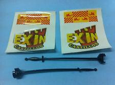 Exin Castillos PDJ -- Mastiles, Banderas y Logo