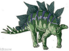 "Stegosaurus Embroidered Patch 12.5CM X 9.5CM(5"" X 3 1/2"")"
