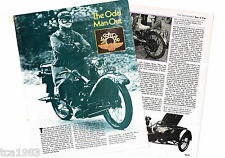 Old NER-A-CAR MOTORCYCLE Article / Photos / Pictures, NerACar