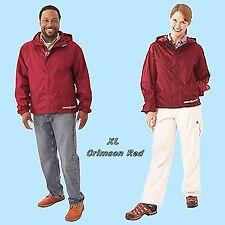 Swiss Gear Adult XL H2O Outerwear Waterproof & Windproof Crimson Jacket