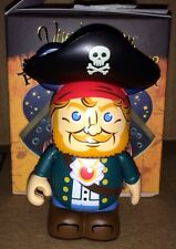 """Pirate Auctioneer w Hat 3"""" Vinylmation Pirates of the Caribbean Series #2"""
