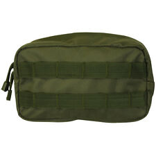 NEW Tactical Military Recon MOLLE Utility Gear Pouch - OD GREEN Olive Drab