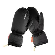 Sports Gloves White Goose Down Warm Portable Winter Waterproof Camping Hiking