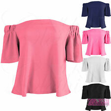 Unbranded Women's Casual Semi Fitted Waist Length Tops & Shirts