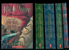 Lot of 7 books, 7 Harry Potter Books Complete Set