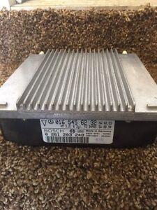 Mercedes Benz W140 E-Gas Gas Throttle Control Unit Module Computer VDO Rare S320