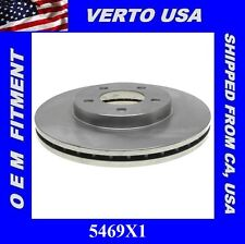 Front Brake Rotor For Ford Windstar,Taurus, Thunderbird,& Lincoln 5469x1