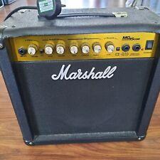 More details for marshall amp mg series 15cdr 45 watt