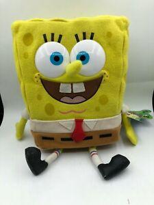 Spongebob Squarepants Nickelodeon Colorbok Removable Pants Plush Stuffed Toy