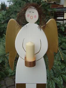 Engel aus Holz / Weihnachtsdeko / Türdekoration  / Weihnachten / Advent / Deko
