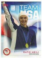 2016 Topps US Olympic Team USA Hopefuls #69 Katie Meili  Swimming