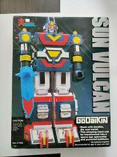 POPY Bandai godaikin DX GB-32 Sun Vulcan Chogokin Robot