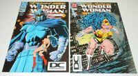 Wonder Woman 82 101 Comic LOT DC Universe VARIANT DCU 1st Print First Ares