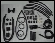 Lambretta LI TV Series 1 2 Complete Black Rubber Kit New High Quality
