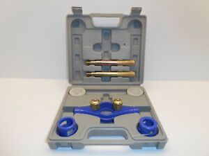 NDM DS2025 20 & 25MM STOCK, DIE AND GUIDE SET ELECTRICAL CONDUIT THREADING BSP