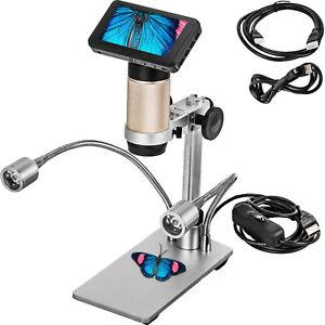 ADSM201 HDMI USB Digital Microscope for PCB Repair Tool 1080p